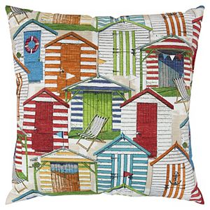 Rizzy Home Austin Indoor Outdoor Throw Pillow