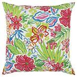 Rizzy Home Kira Indoor Outdoor Throw Pillow