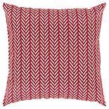 Rizzy Home Rey Indoor Outdoor Throw Pillow