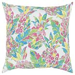 Rizzy Home Frankie Indoor Outdoor Throw Pillow