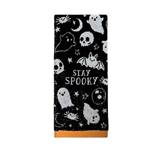 Celebrate Halloween Together Stay Spooky Hand Towel