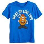 "Boys 4-12 Jumping Beans® ""Woke Up Like This"" Mr. Potato Head Graphic Tee"