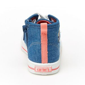 Carter's Ginger Toddler Girl's High-Top Sneakers