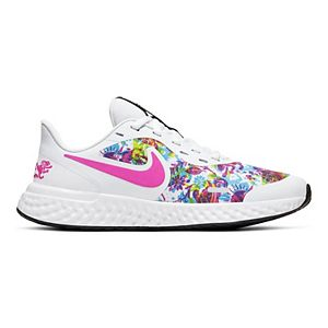 Nike Revolution 5 Fable Grade School Kids' Running Shoes