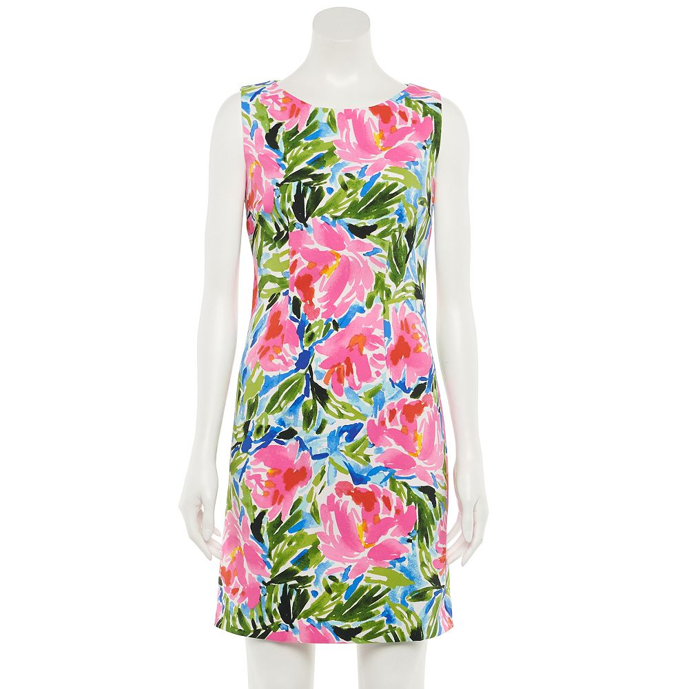 Women's Apt. 9® Printed Sheath Dress