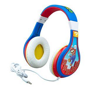 KIDdesigns Super Mario Headphones