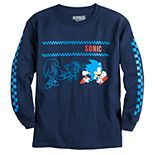 Boys 8-20 Sonic the Hedgehog Graphic Tee