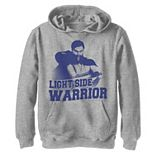 Boys 8-20 Star Wars: Clone Wars Obi-Wan Kenobi Light Side Warrior Graphic Fleece Hoodie