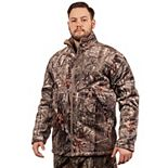 Men's Huntworth Camo Heavyweight Softshell Jacket