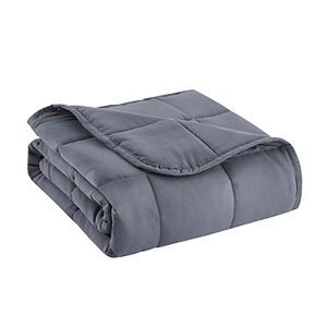 Bon Voyage 5-lbs. Microfiber Travel Weighted Throw