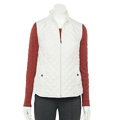 Women's Puffer Vests, Quilted Vests, Down Vests & Women's Fashion Vests,    Kohl's