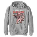 Boys 8-20 Star Wars Mind The Rancor Portrait Graphic Hoodie