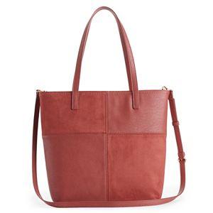 LC Lauren Conrad Presley Tote Bag