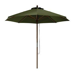 Classic Accessories Montlake Fadesafe 9-ft. Round Patio Umbrella