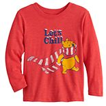 Disney's Winnie the Pooh Toddler Boy Let's Chill Tee by Jumping Beans®