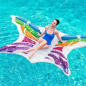 Bestway H2OGO! Rainbow Butterfly Pool Float