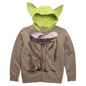 Boys 8-20 Star Wars The Child aka Baby Yoda Character Hoodie