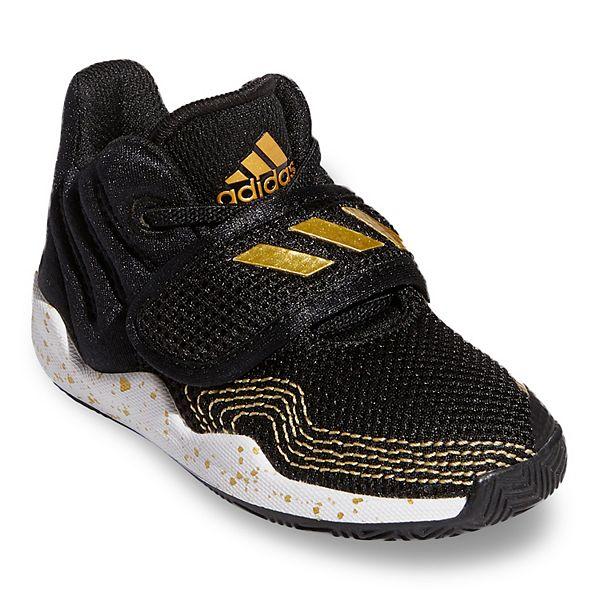 adidas Deep Threat I Toddler Basketball Shoes