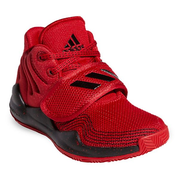 adidas Deep Threat Kids' Basketball Shoes