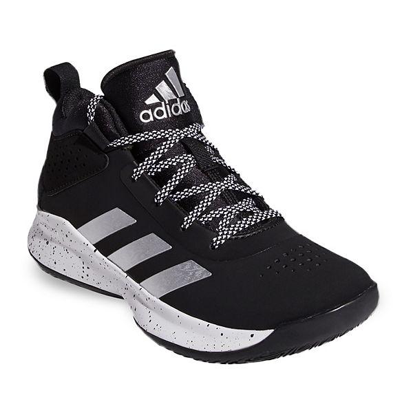 adidas Cross Em Up 5 Kids' Basketball Shoes