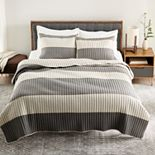 Sonoma Goods For Life® New Traditions Sunbury Stripe Quilt or Sham