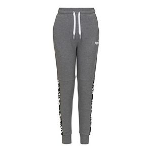Boys 8-20 PUMA Amplified Fleece Jogger Pants