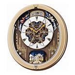 Seiko Skyline Starry Melodies Wall Clock