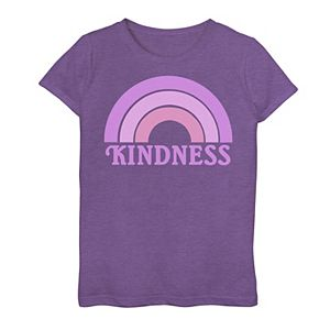 Girls 7-16 Fifth Sun Kindness Graphic Tee