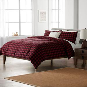 Sonoma Goods For Life® Hudson Buffalo Check Duvet Cover Set