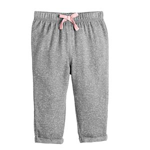 Baby Girl Jumping Beans® Cozy Knit Pants