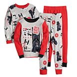 Boys 6-12 Star Wars Darth Vader Tops & Bottoms Pajama Set