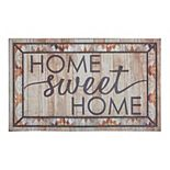 Mohawk® Home Doorscapes Rustic Sweet Home Mat