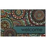 Mohawk® Home Doorscapes Bohemian Welcome Mat