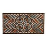 "Mohawk® Home Ornamental Entry Grain Estate Doormat - 24"" x 48"""