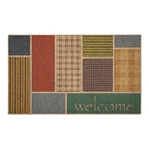 Mohawk® Home Ornamental Impressions Welcome Entry Mat
