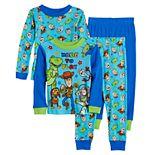 Disney / Pixar Toy Story Toddler Boy 4-Piece Tops & Bottoms Pajama Set
