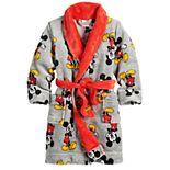 Disney's Mickey Mouse Toddler Boy Plush Robe