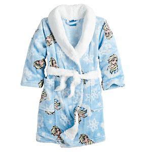 Disney's Frozen 2 Toddler Girl Journey Believe Robe