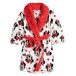 Disney's Minnie Mouse Toddler Girl Love Minnie Robe