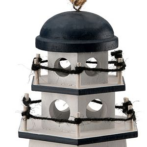 National Tree Company Lighthouse Candleholder