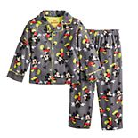Disney's Mickey Mouse Toddler Boy 2 Piece Pajama Set