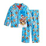 Toddler Boy Paw Patrol Snow Way 2 Piece Pajama Set