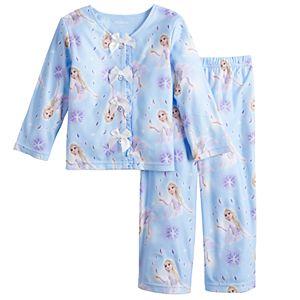 Disney's Frozen 2 Toddler Girl Elsa Epilogue Pajama Set