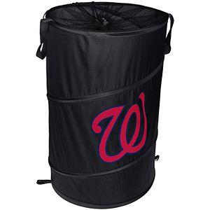 Washington Nationals Cylinder Pop Up Hamper