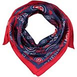 Women's Chicago Cubs Lightweight Repeat Square Scarf
