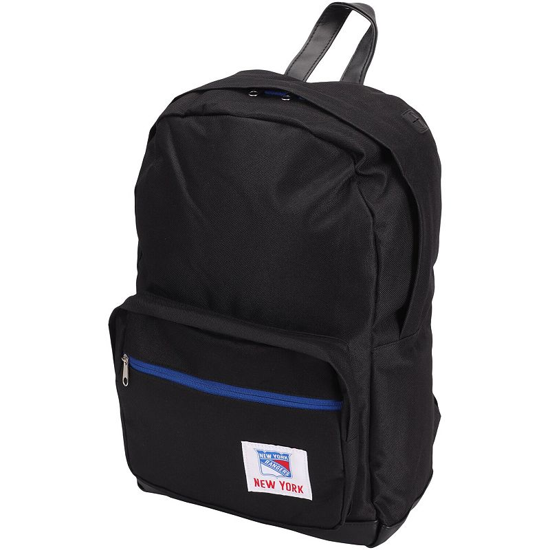 Black New York Rangers Collection Backpack