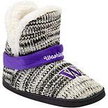 Women's Washington Huskies Wordmark Peak Boots
