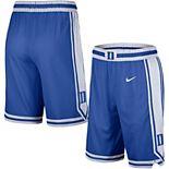 Men's Nike Royal Duke Blue Devils Replica Team Basketball Shorts