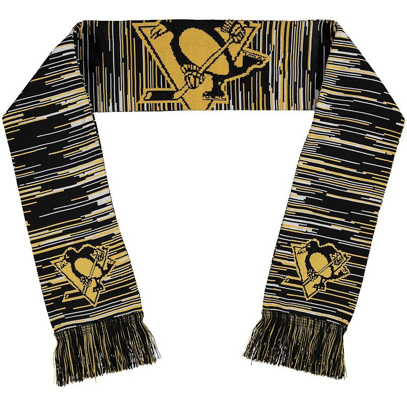 Pittsburgh Penguins Static Big Logo Scarf