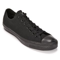 8a85692039d7 Adult Converse All Star Chuck Taylor Sneakers. Black ...